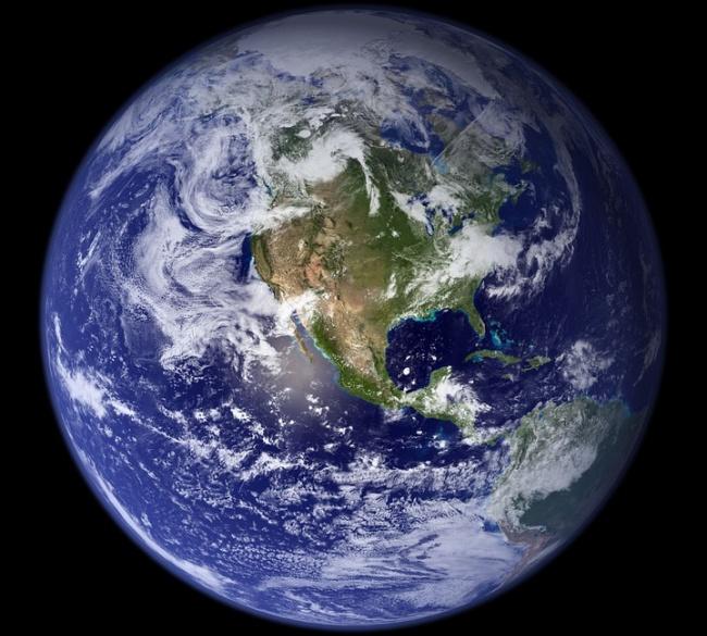 O planeta pode ter passado por grandes mudanças na última reversão dos polos magnéticos.