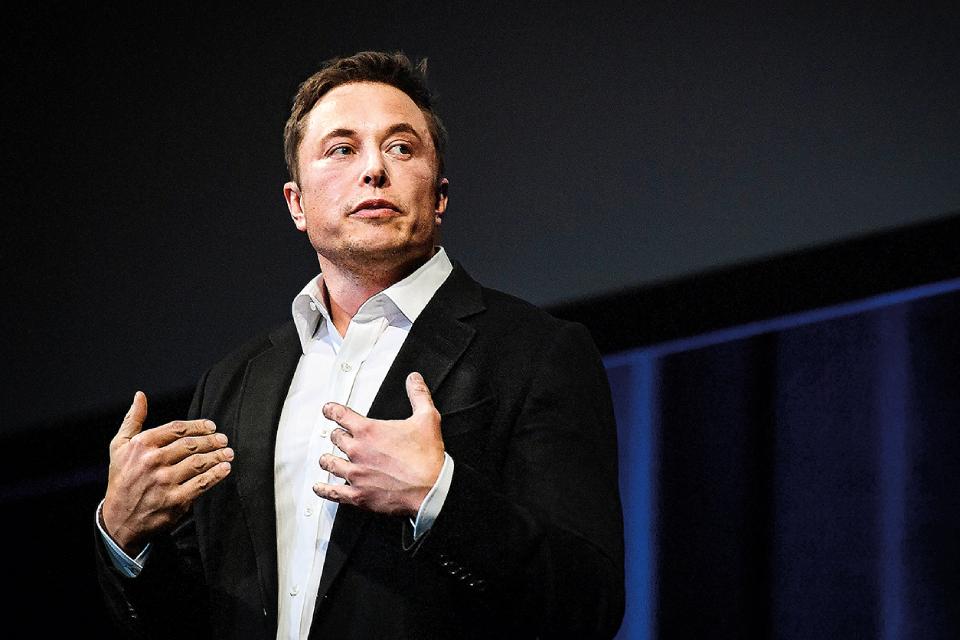 Elon Musk perde US$ 30 bilhões em menos de 24 horas