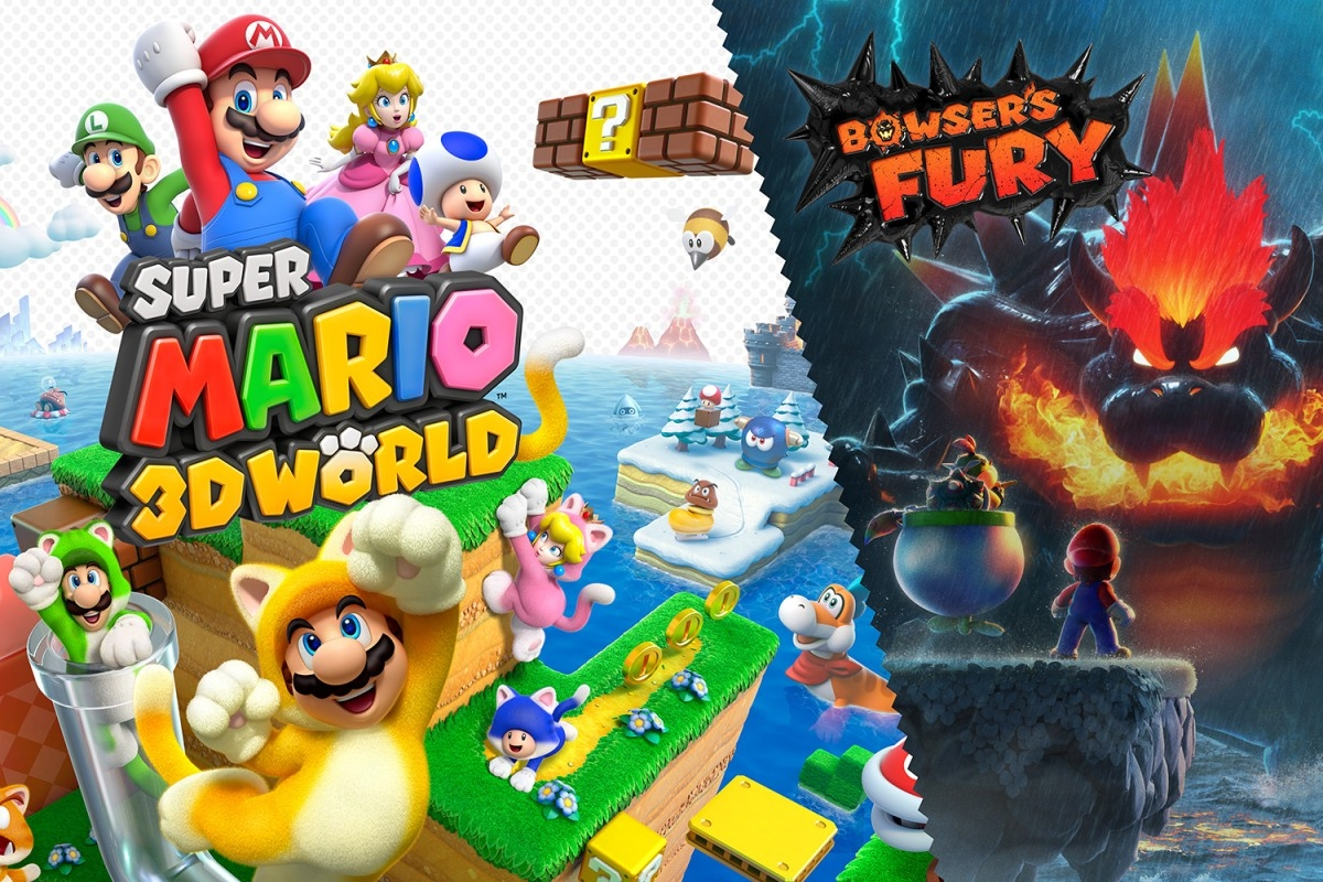 Mario 3D World + Bowser's Fury é gema do Wii U que merece palco no Switch