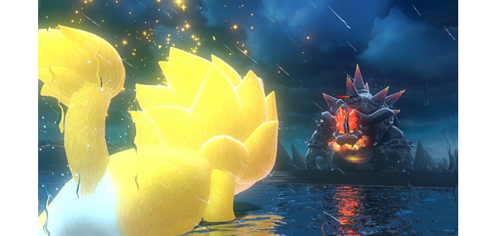 Mario 3D World + Bowser's Fury is a Wii U gem that deserves a stage on the Switch