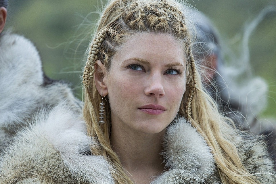 Vikings: Katheryn Winnick conta que o destino de Lagertha deveria ser outro