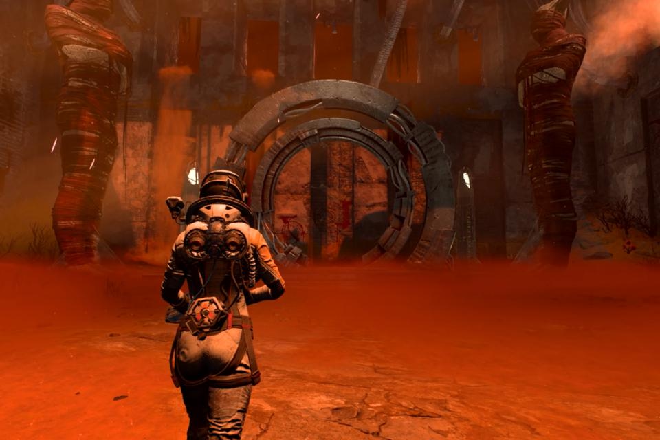 Returnal: trailer detalha as mudanças no hostil planeta Atropos
