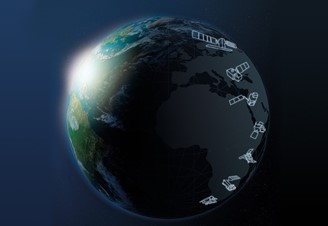 Information from satellites, buoys, airplanes and weather stations are feeding into the database of the Earth's digital model.