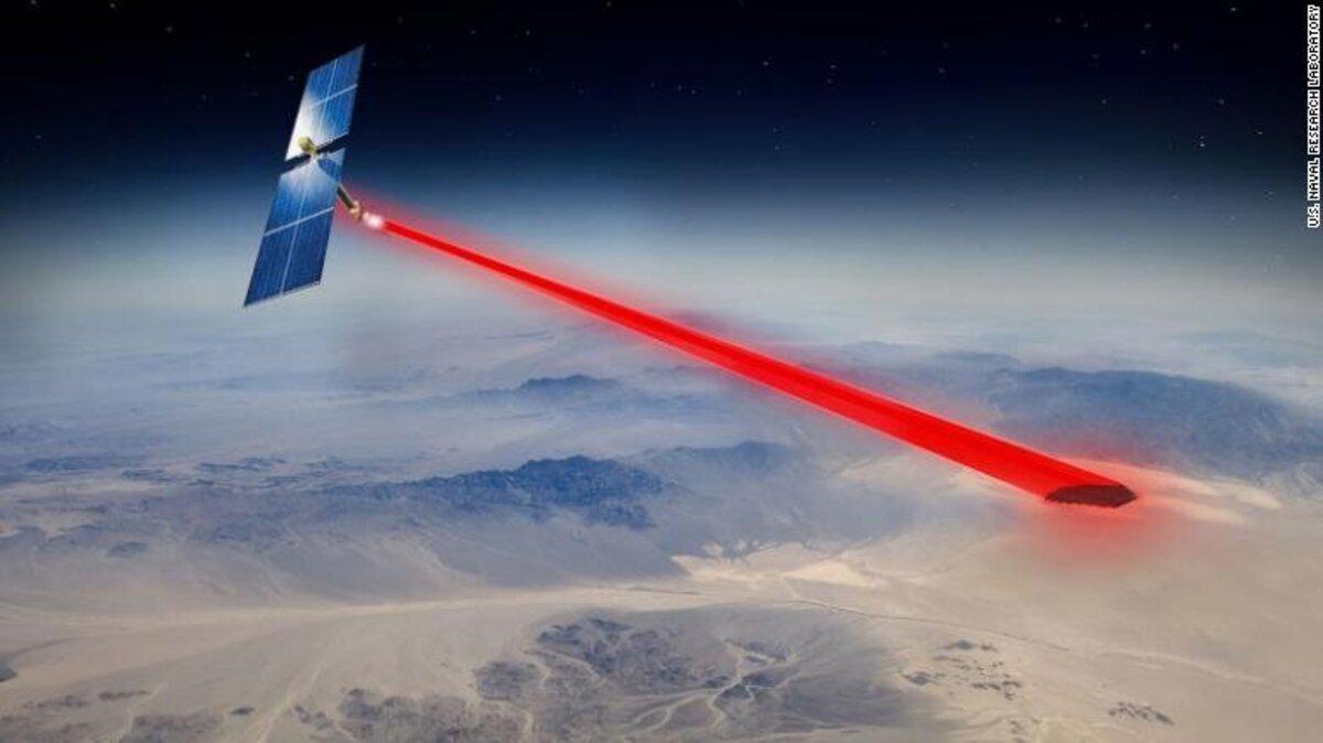 Pentágono testa satélite que envia energia solar para Terra