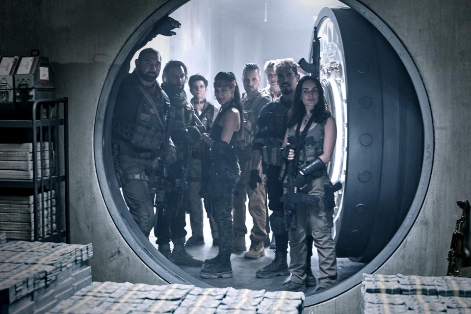 Army of The Dead: Netflix revela teaser de filme de Zack Snyder
