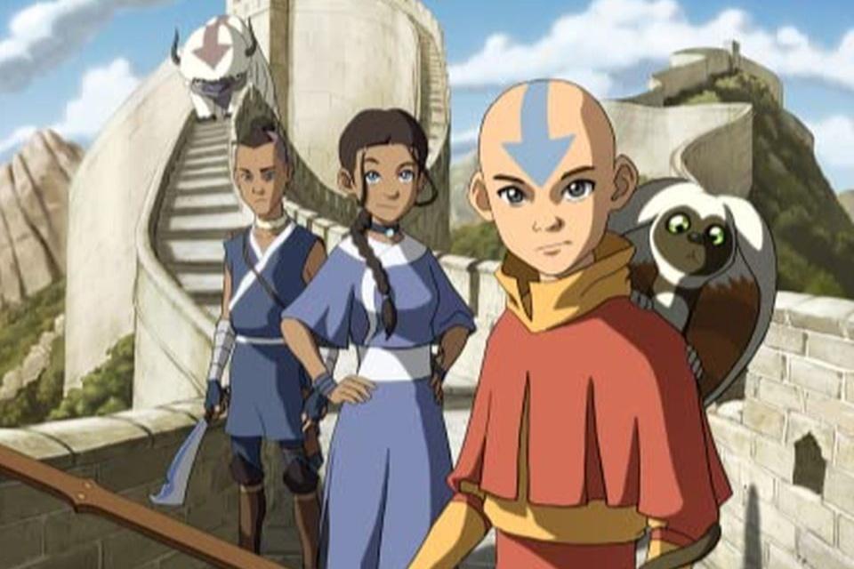 Nickelodeon lança estúdio para expandir a franquia Avatar