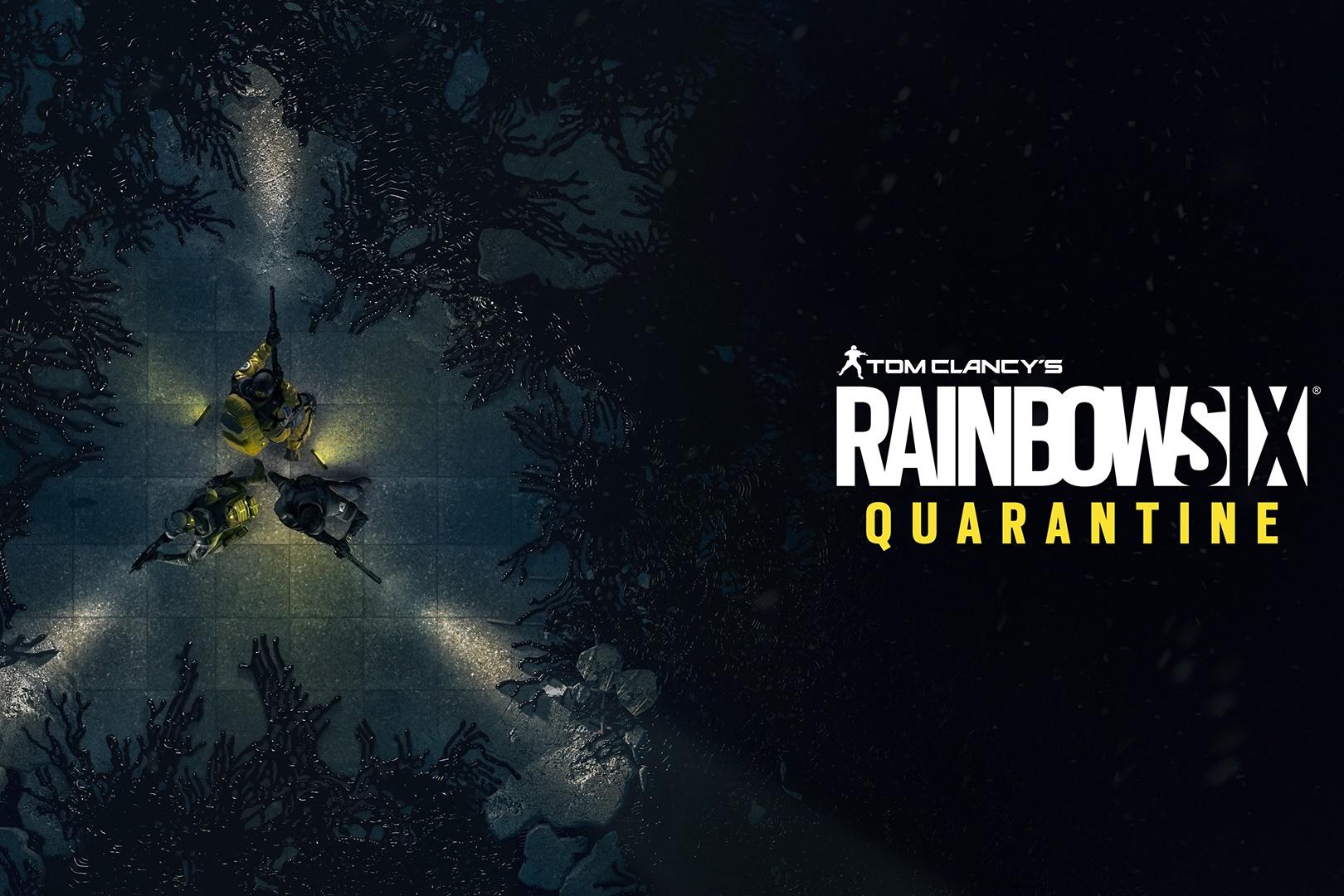 Rainbow Six Quarantine/Parasite: trechos de gameplay vazam na internet