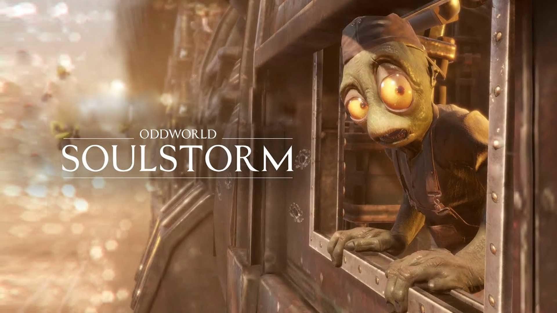 Oddworld: Soulstorm será gratuito no PS5 para usuários da Plus