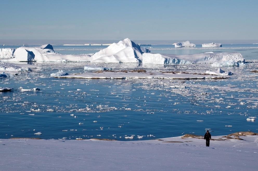 Thwaites Glacier also demands attention.