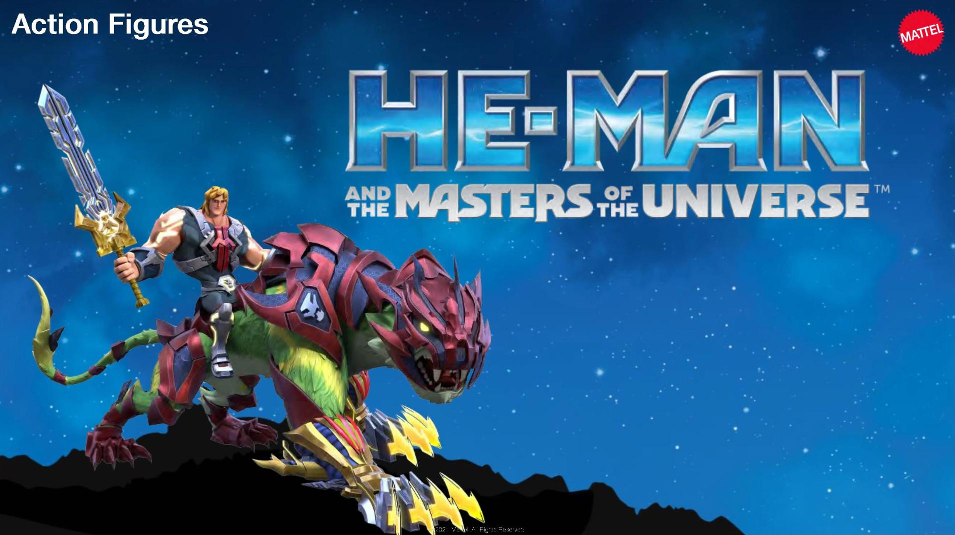 He-Man: nova animação da Netflix tem seu visual divulgado, confira 21
