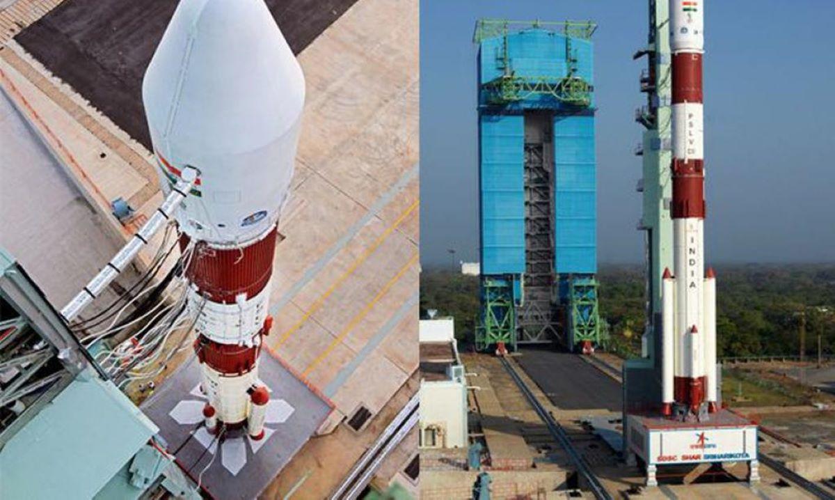Satélite brasileiro Amazônia 1 é lançado com sucesso na Índia