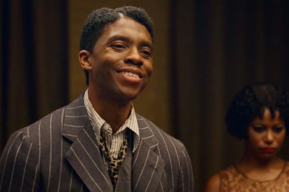Globo de Ouro póstumo: Chadwick Boseman vence como ator em drama - TecMundo