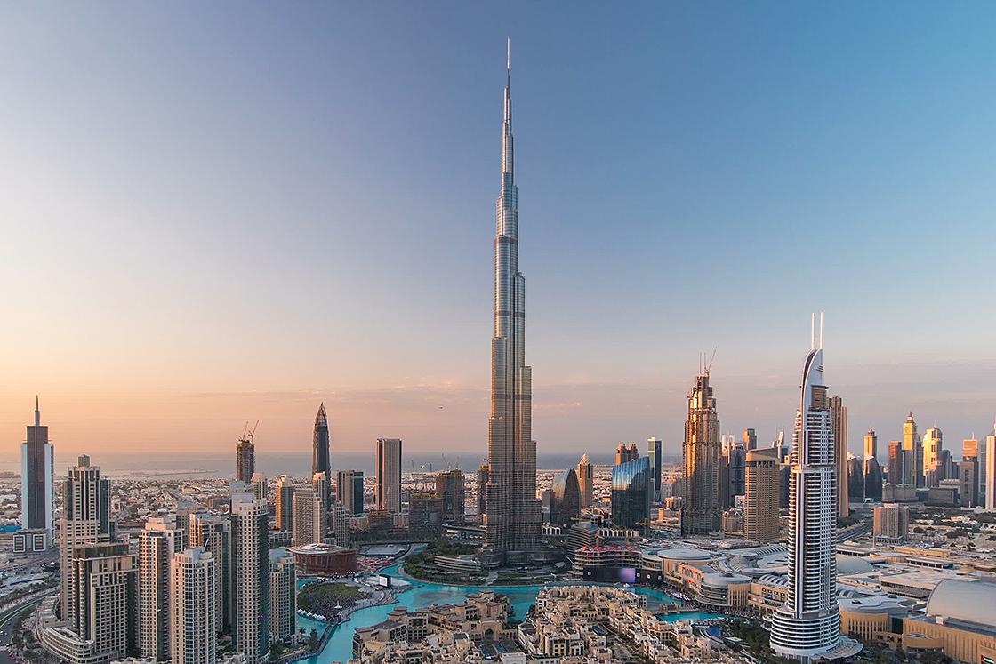 Asteroide é duas vezes mais alto que o edifício Burj Khalifa em Dubai.