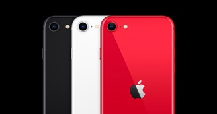 O iPhone SE não traz suporte para 5G, mas a nova conexão ainda não está disponível no Brasil