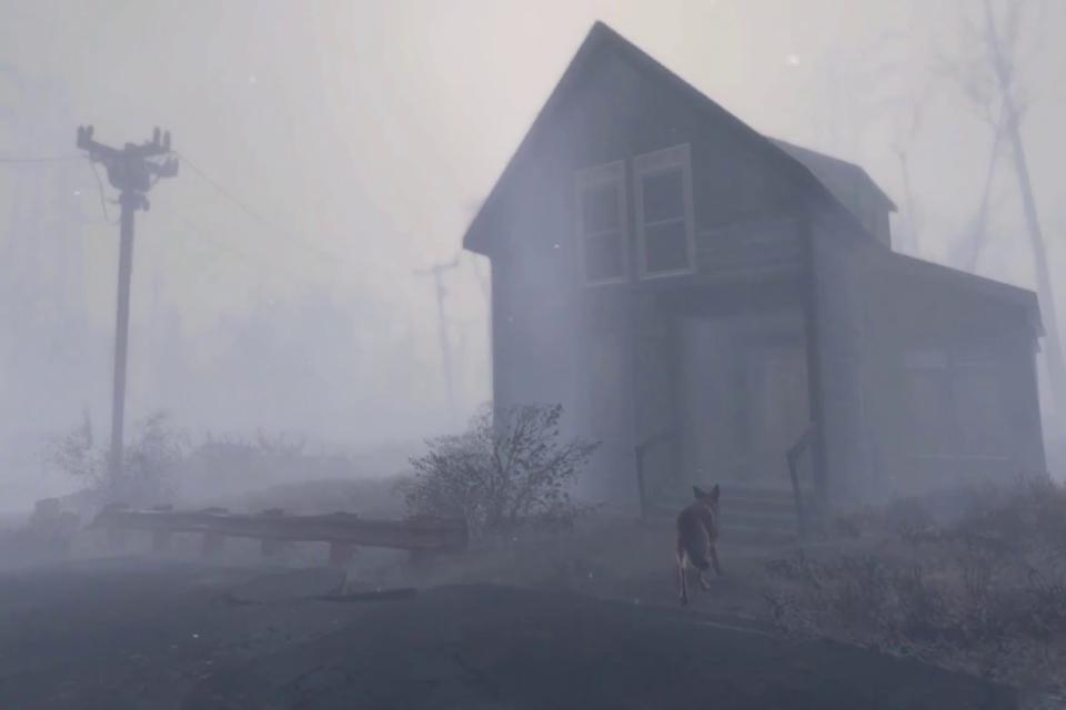 Mod leva o terror de Silent Hill para o universo de Fallout 4