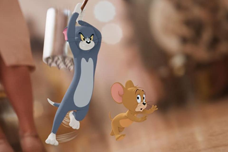 Bilheteria: Tom & Jerry tem estreia surpreendente nos EUA