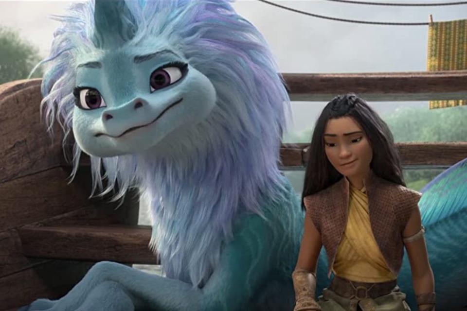Raya e o Último Dragão: o que os críticos estão dizendo