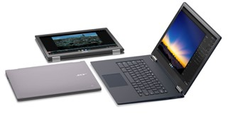 Notebooks come in different sizes, technical and visual specifications.
