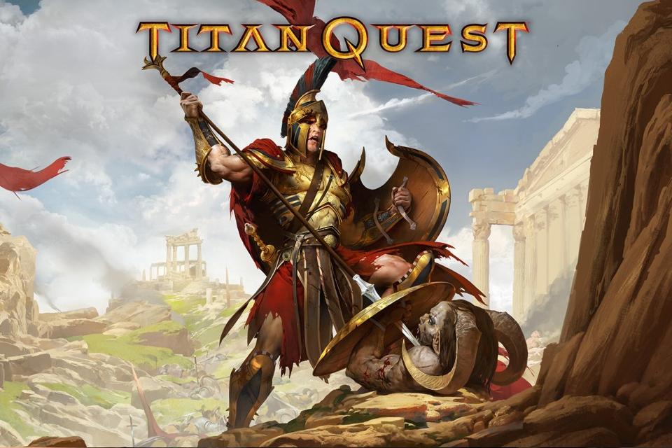 Titan Quest Mobile leva o clássico dos PCs para os celulares