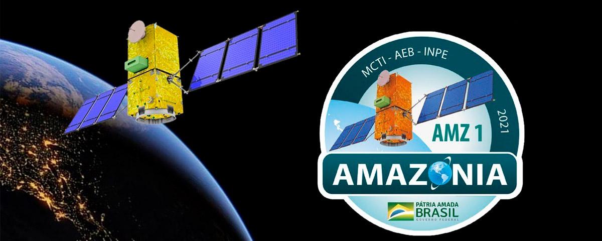 Satélite brasileiro Amazônia-1 pode estar fora de controle - TecMundo