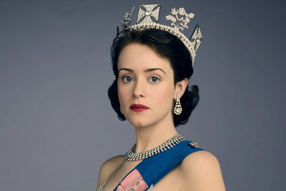 #PorOndeAnda: Claire Foy, a rainha jovem de The Crown