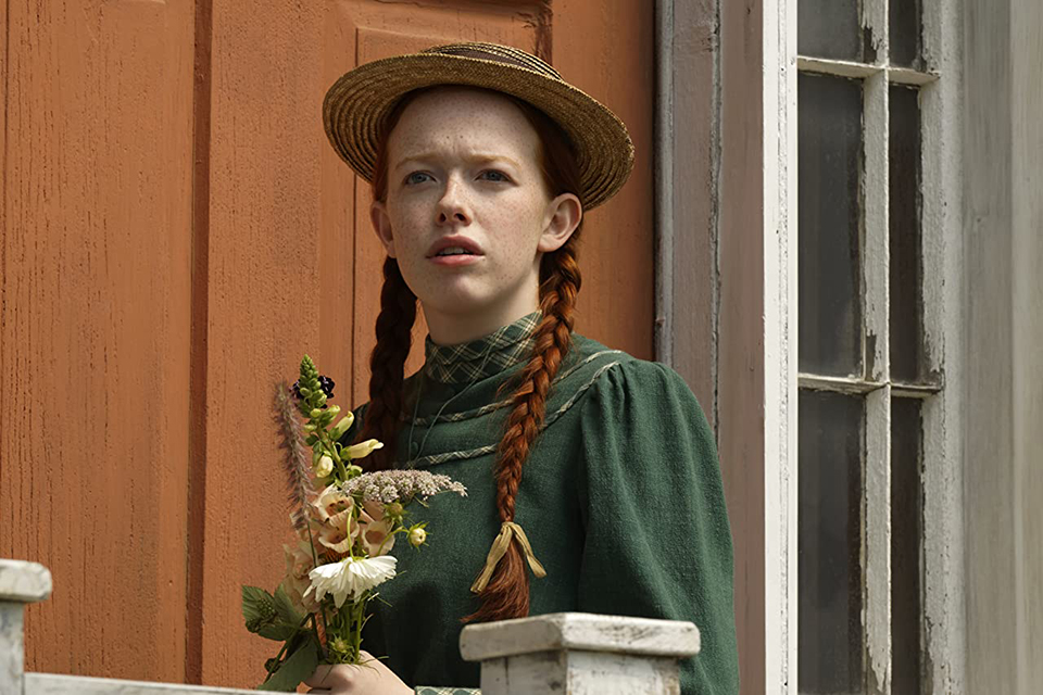 #PorOndeAnda: Amybeth McNulty, a Anne de Anne with an E