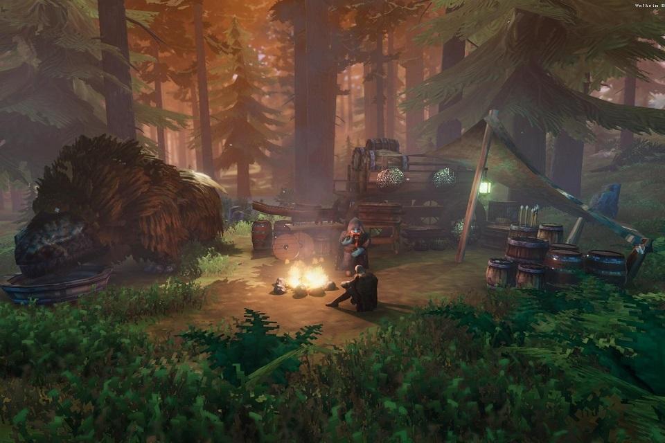 Valheim chega à marca de 5 milhões de cópias vendidas na Steam