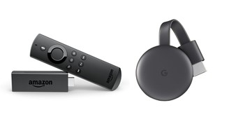 Fire TV Stick and ChromeCast are gadgets that make it easy to mirror your mobile screen.