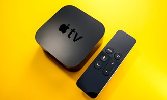Apple TV is a set-top box compatible with other branded devices.