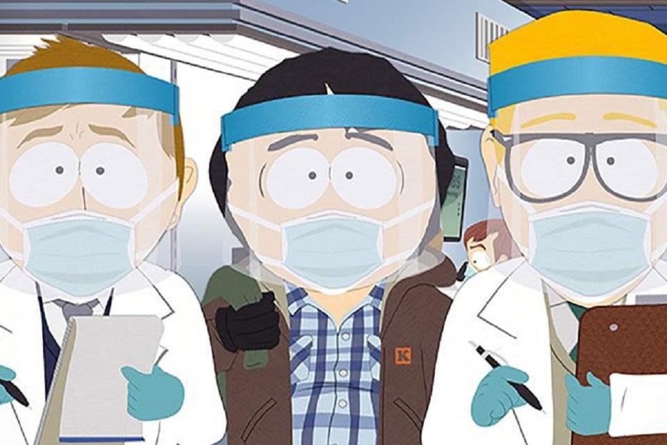South Park: veja preview do episódio especial sobre vacinação