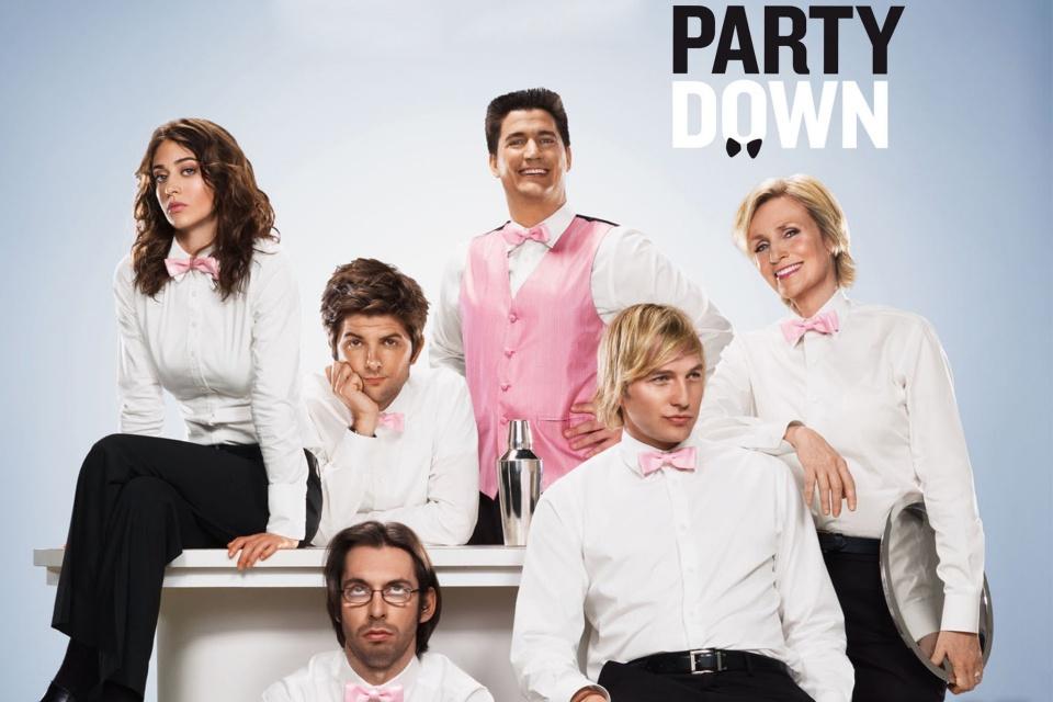 Party Down: especial do sitcom será produzido pela Starz
