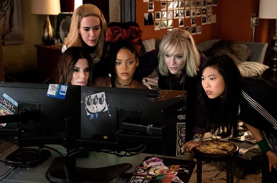 Eight Women and a Secret
