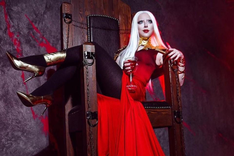 Castlevania: Carmilla, do anime da Netflix, inspira lindo cosplay