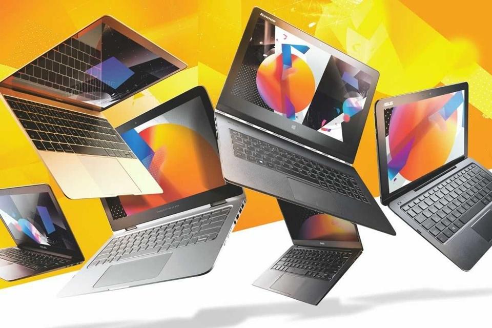 6 modelos de notebook para edição de imagens