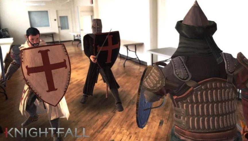 Knightfall.