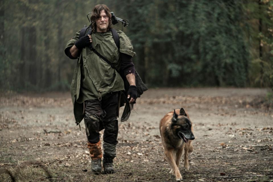 The Walking Dead 10x18: como Daryl conheceu o Cachorro (recap)