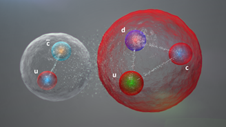 Unpublished combinations of quarks are revealed.