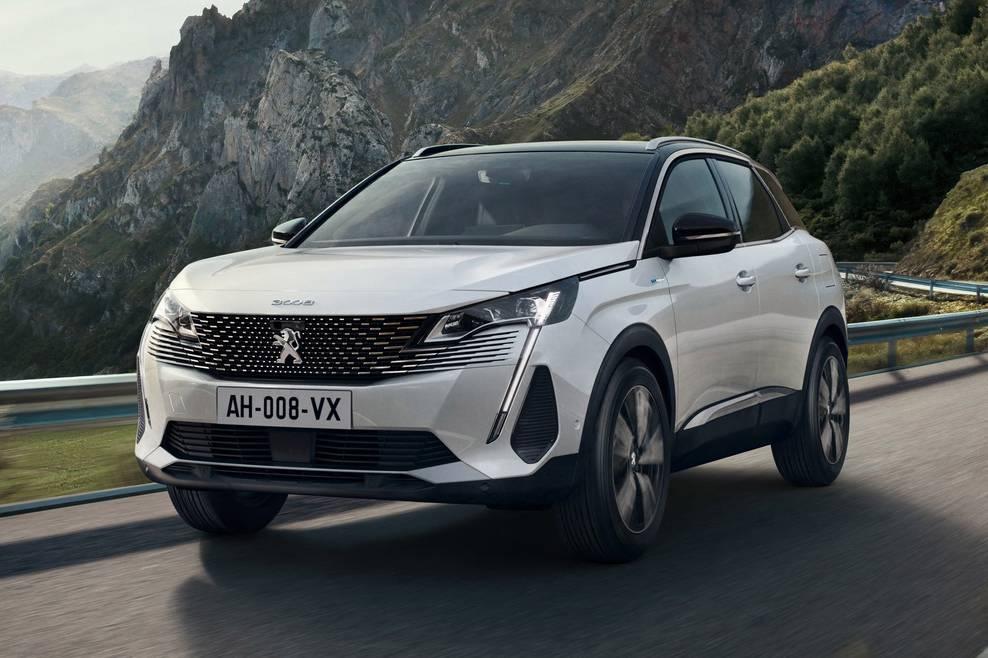 Previsto para 2023, o Peugeot 3008 será o primeiro modelo fabricado na plataforma e-VMP.