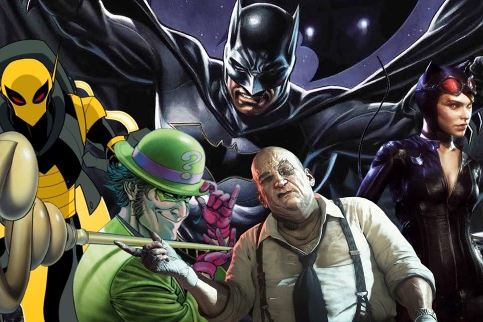 Inimigos do Batman: conheça os adversários do super-herói