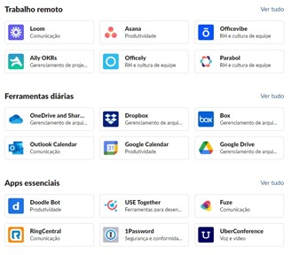 It is possible to integrate Slack with a number of applications.