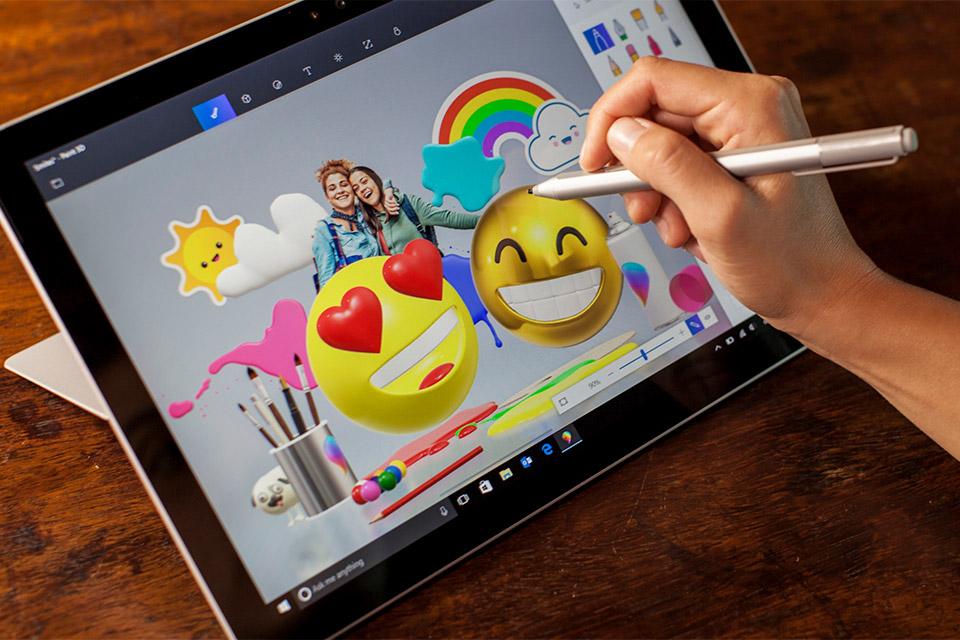 Windows 10 não terá Paint 3D nem Visualizador 3D pré-instalados