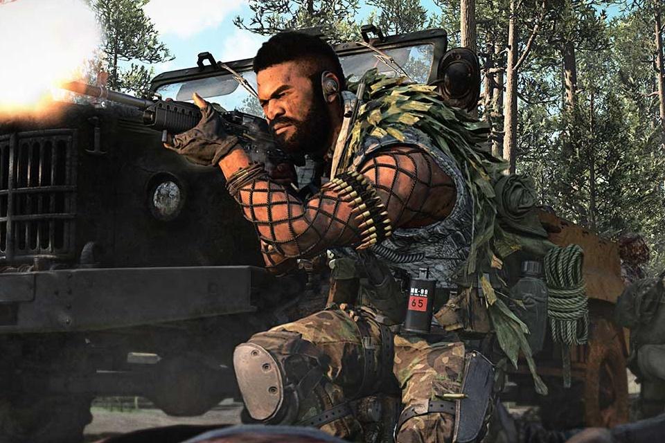 CoD Black Ops Cold War agora exibe acessórios da arma de uma vez