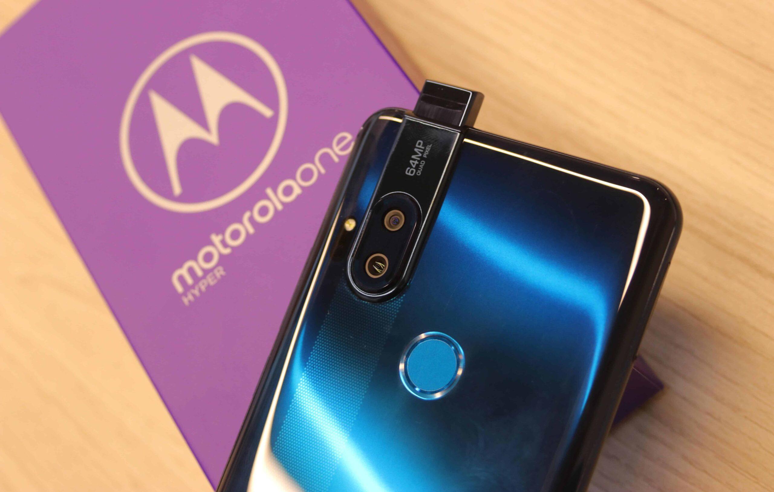 Motorola is also in the running.