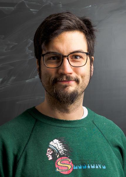 Jeremias Pfaff, coautor do estudo.
