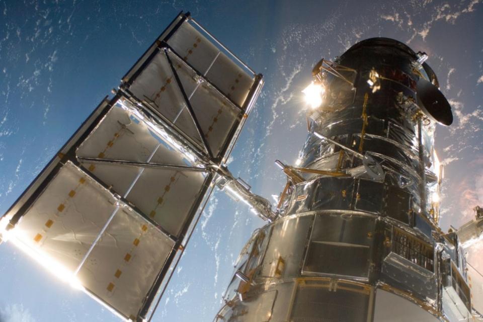 Telescópio Hubble volta a funcionar após entrar em 'modo seguro'