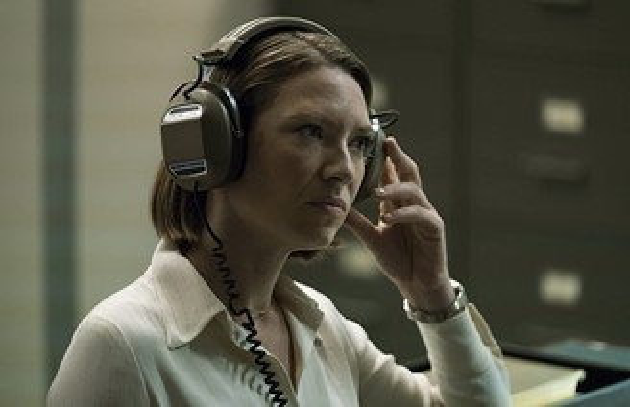 Anna Torv on the Netflix series, Mindhunter. (Source: Netflix / Playback)