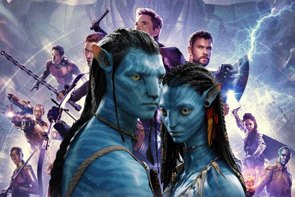 Avatar passa Vingadores e é o filme de maior bilheteria da história