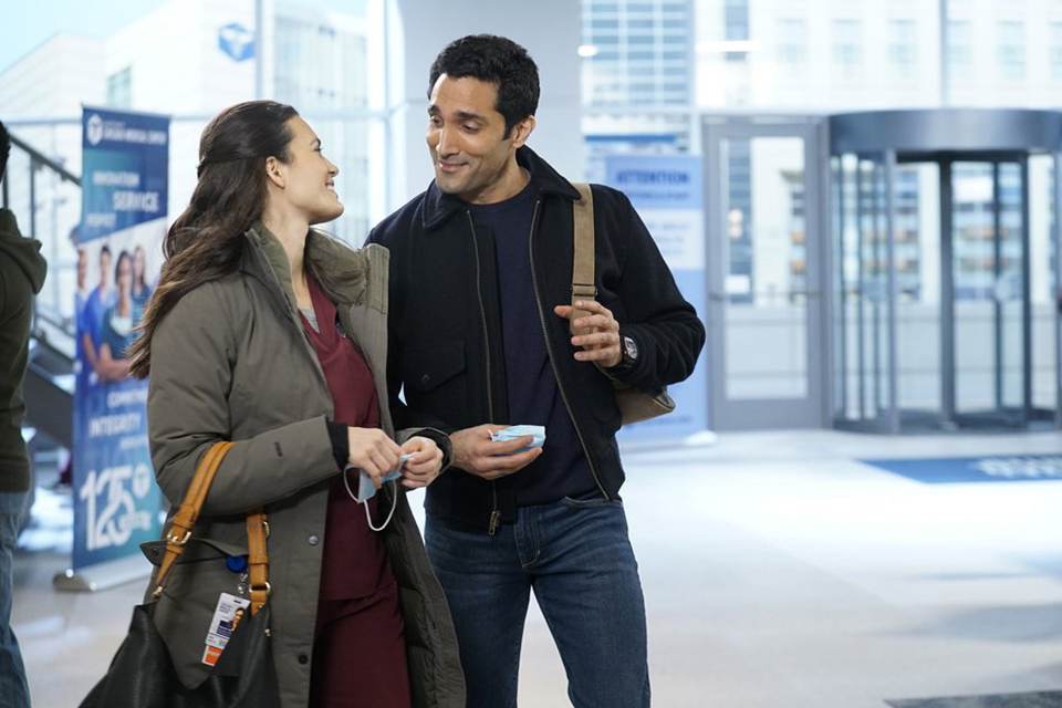 Chicago Med 6x09: Natalie e Crockett irão assumir o namoro? (preview)