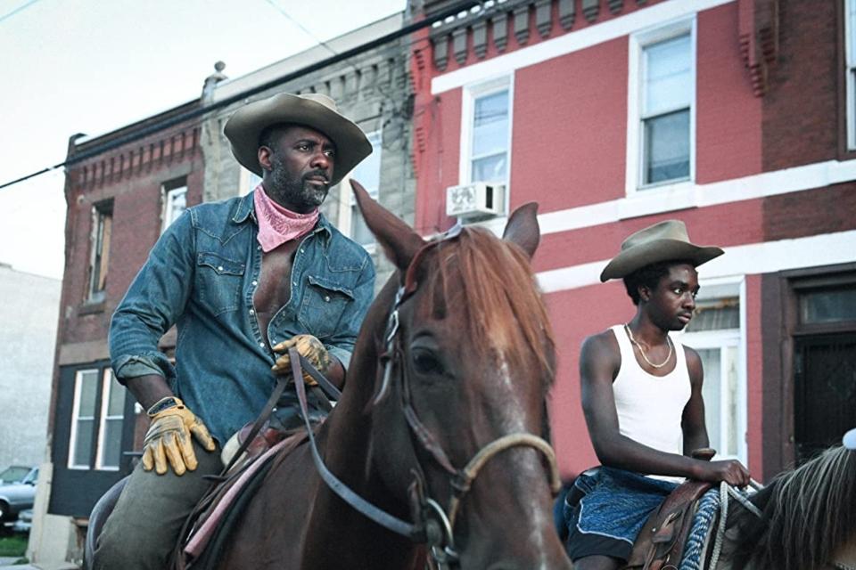Alma de Cowboy: Netflix divulga trailer de filme com Idris Elba