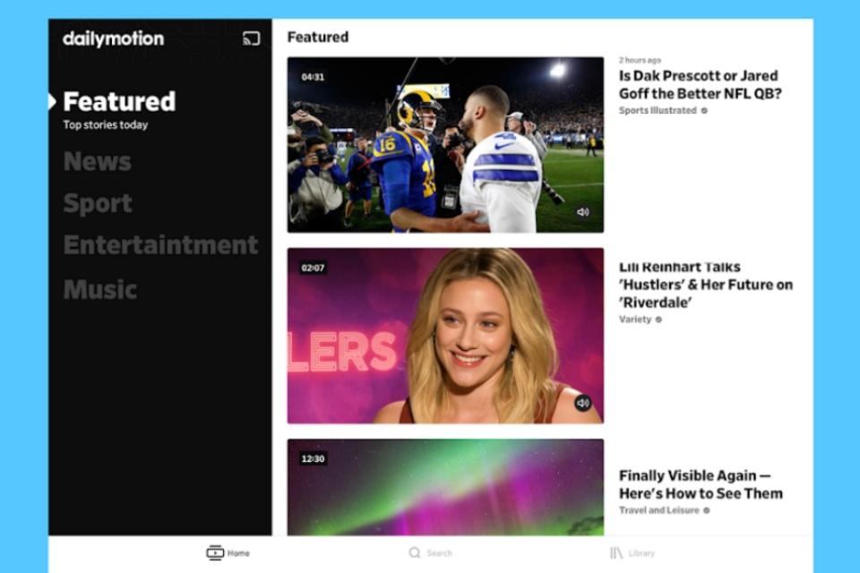 Dailymotion chega ao Brasil para concorrer com YouTube e Facebook